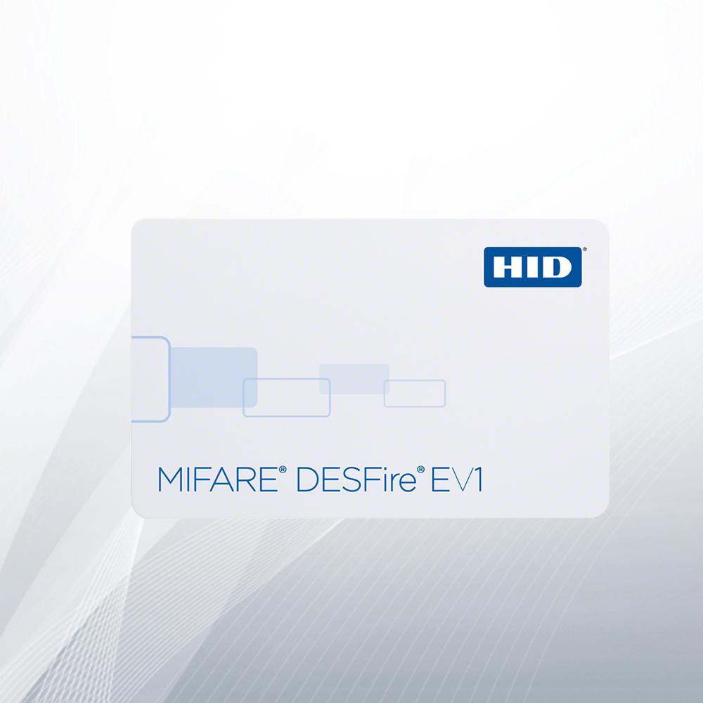1450 MIFARE DESFire EV1 Card