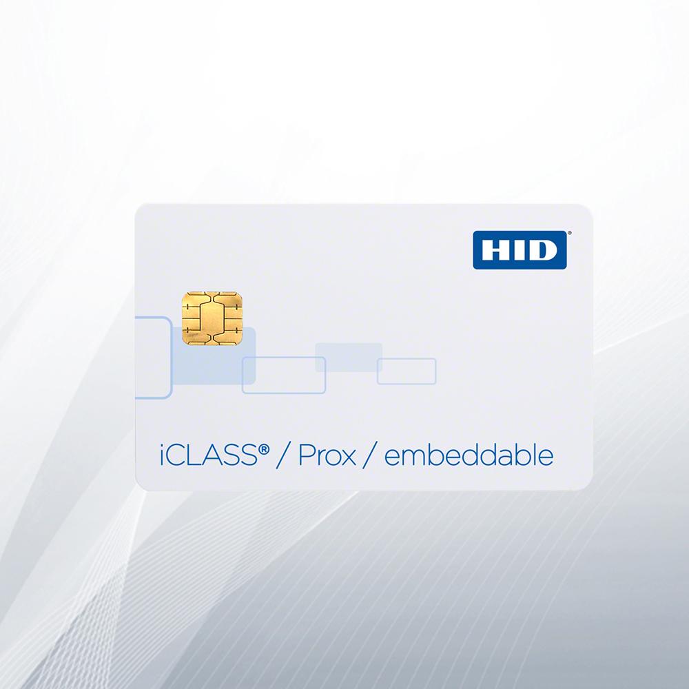 213x iCLASS Embeddable & iCLASS Prox Embedded Card